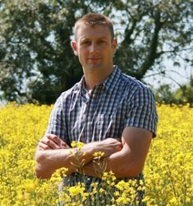 Wicklow Farmer Keith Symes