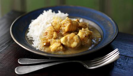 Seychelles Fish Curry