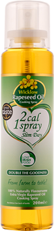 Wicklow Rapeseed Oil Spray 2017