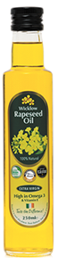 Wicklow Rapeseed Oil 500ml and 250ml