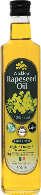 Wicklow Rapeseed Oil
